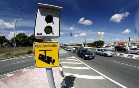 Radares Trafico Valencia