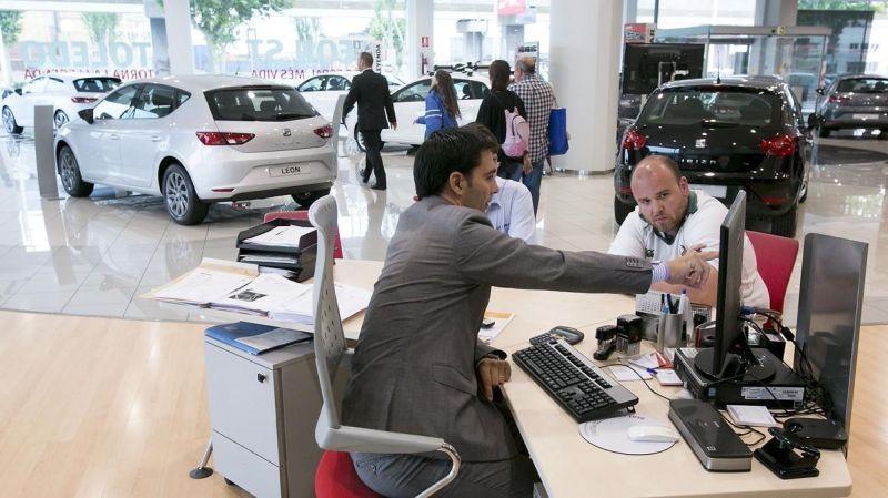 rebajar precio coche de segunda mano