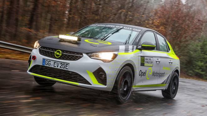 Copa de Rally eléctricos