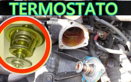 Síntomas de un termostato defectuoso o en mal estado