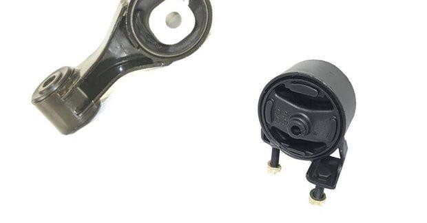 Silentblocks del soporte motor dañados
