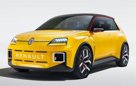 Nuevo Renault 5 electrico