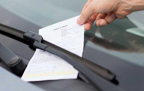 ¿Cómo puedo recurrir una multa de Tráfico?
