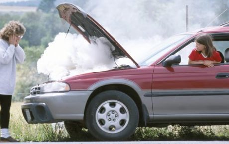 El coche se calienta y no salta el ventilador