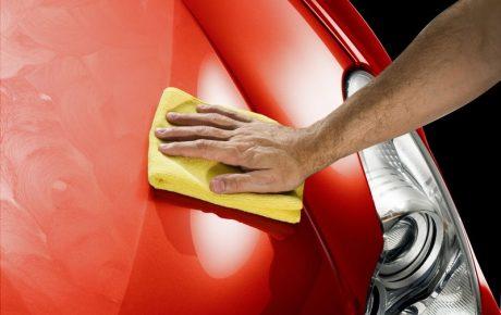 Como pulir un coche a mano