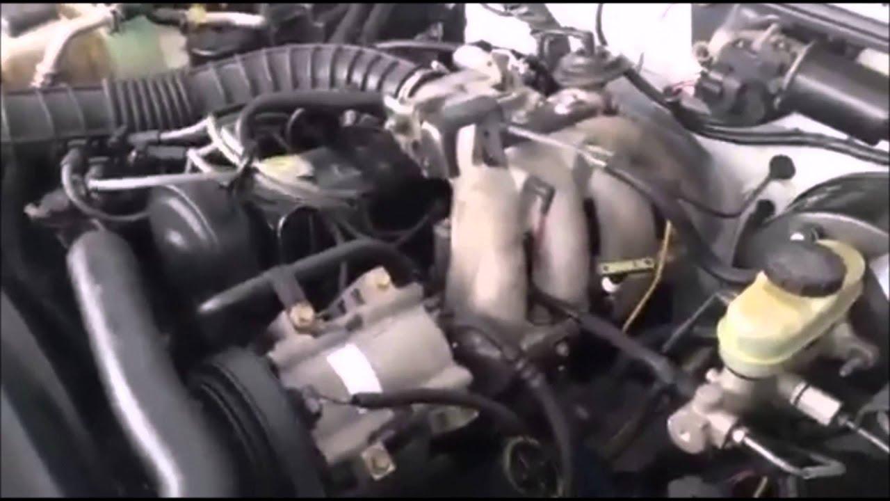 Motor vibra o tiembla a ralentí a bajas revoluciones